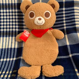 mikihouse - プレゼントにも・あったか♡ミキハウス♡湯たんぽ☆新品アウトレット☆