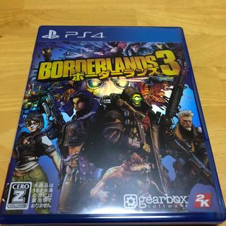 PlayStation4 - ボーダーランズ3