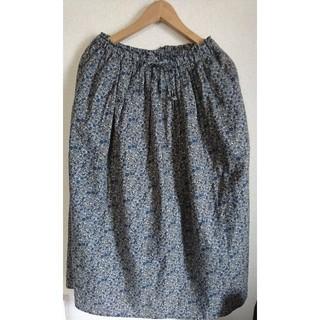 SM2 - SM2  リバティ柄  スカート