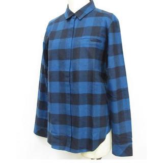 アンタイトル(UNTITLED)のチェックシャツ アンタイトル UNTITLED(シャツ/ブラウス(長袖/七分))