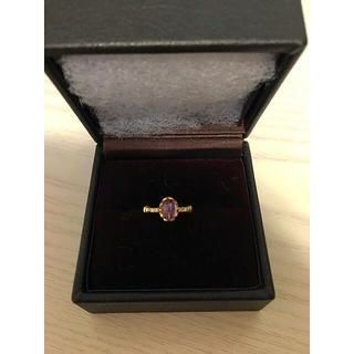 アッシュペーフランス(H.P.FRANCE)の11月末までXmas特別価格💍インペリアルトパーズ ダイヤモンドリング(リング(指輪))