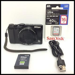 Nikon - NIKON COOLPIX A900 SDカード付