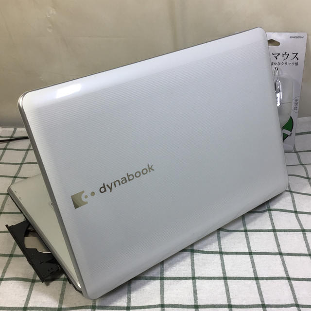 東芝(トウシバ)のdynabook① windows10 office2016 スマホ/家電/カメラのPC/タブレット(ノートPC)の商品写真