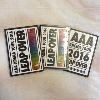 AAA - AAA/AAA ARENA TOUR 2016-LEAP OVER-〈初回限定…