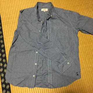ヒロミチナカノ(HIROMICHI NAKANO)のヒロミチナカノ  モンキーロゴ  シャツ(シャツ)