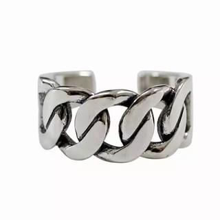 チェーン リング 指輪 フリーサイズ