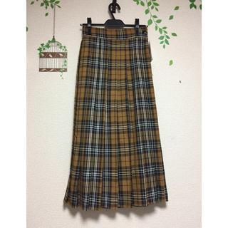 LOWRYS FARM - ローリーズファーム タータンチェックプリーツスカート