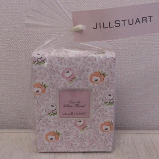 ジルスチュアート(JILLSTUART)のジルスチュアート オード ホワイトフローラル新品50ml(香水(女性用))