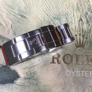 ロレックス(ROLEX)のロレックスサブ用バックル未使用品(ベルト)
