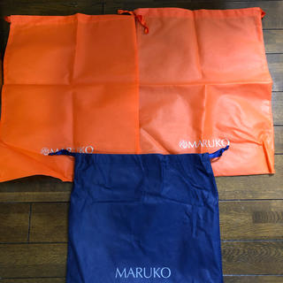 MARUKO - 美品‼️マルコ 巾着袋 3点