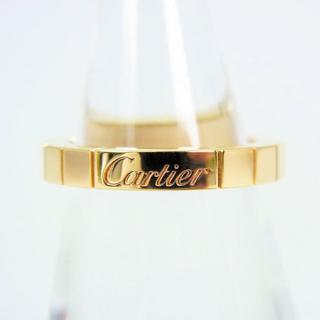 Cartier - カルティエ 750YG ラニエール リング 8号(48) [g94-12]