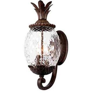Ron Herman - レアなパイナップル型外灯 照明 防水防雨タイプ