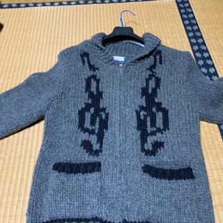 ヒロミチナカノ(HIROMICHI NAKANO)のヒロミチナカノ  音符  肉厚ニット メンズ(ニット/セーター)