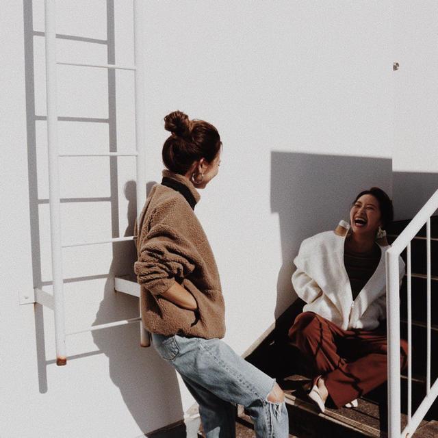 Ungrid(アングリッド)の2019年AW新作  Sierra別注ボアブルゾン レディースのジャケット/アウター(ブルゾン)の商品写真