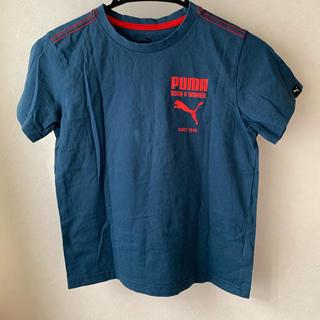 プーマ(PUMA)の☆義援金☆140 プーマ Tシャツ  (Tシャツ/カットソー)