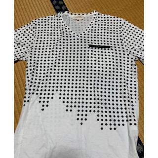 ヒロミチナカノ(HIROMICHI NAKANO)のヒロミチナカノ  水玉  Tシャツ(Tシャツ/カットソー(半袖/袖なし))