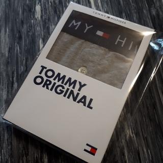 トミーヒルフィガー(TOMMY HILFIGER)のトミーヒルフィガー 下着 ボクサーパンツ グレー【Mサイズ】(ボクサーパンツ)