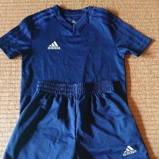 adidas - サッカー Jr. プラシャツ&パンツ