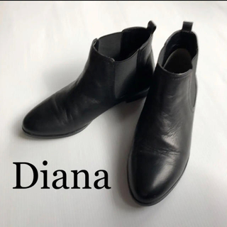 DIANA - サイドゴアブーツ