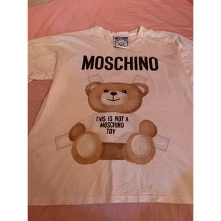 モスキーノ(MOSCHINO)のMOSCHINO モスキーノ  ベア Tシャツ(Tシャツ(半袖/袖なし))