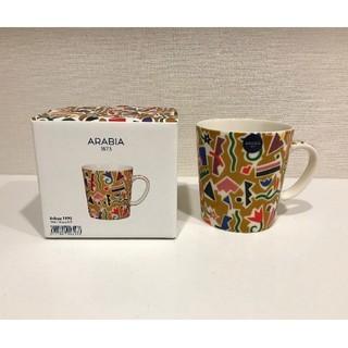 イッタラ(iittala)のアラビア 限定マグカップ(グラス/カップ)