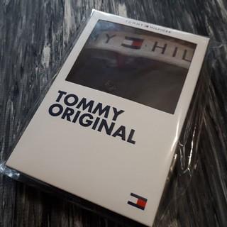 トミーヒルフィガー(TOMMY HILFIGER)のトミーヒルフィガー 下着 ボクサーパンツ ネイビー【Mサイズ】(ボクサーパンツ)