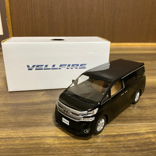 ヴェルファイア ミニカー ブラック