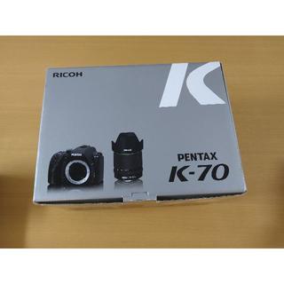 PENTAX - PENTAX K-70 18-135mmレンズキット 美品