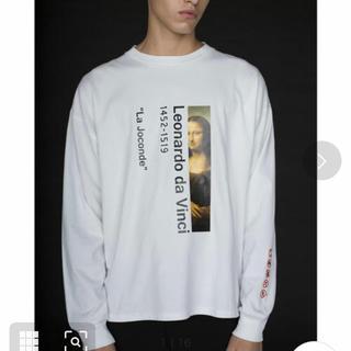 BEAUTY&YOUTH UNITED ARROWS - monkey time ART PRINT アートTシャツ ホワイト Mサイズ