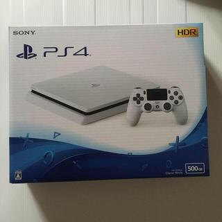 PlayStation4 - PS4 ホワイト 500GB 本体 2200