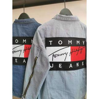 TOMMY - tommy jeansデニムジャケット