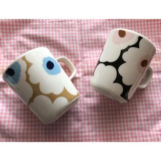 marimekko - マリメッコ マグカップ2個セット 限定色