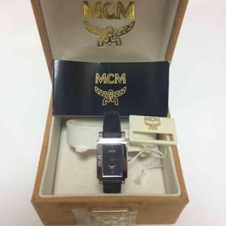 エムシーエム(MCM)のMCM腕時計(腕時計)