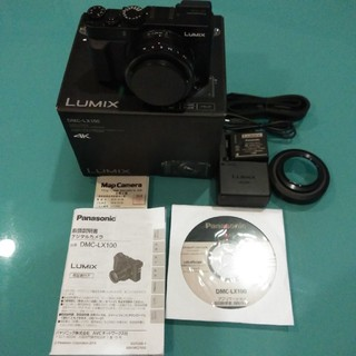 Panasonic - ルミックス Lumix LX-100 美品 保証残