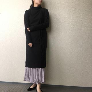 トゥデイフル(TODAYFUL)の新品♡ハーフタートルネックワンピース♡(ロングワンピース/マキシワンピース)