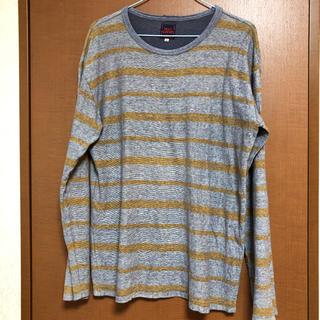 フルカウント(FULLCOUNT)のFULL COUNT(フルカウント) メンズロングTシャツ(Tシャツ/カットソー(半袖/袖なし))
