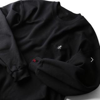 GRAMICCI - GRAMICCI/グラミチ 別注刺繍LOGO SWEAT CREW NECK