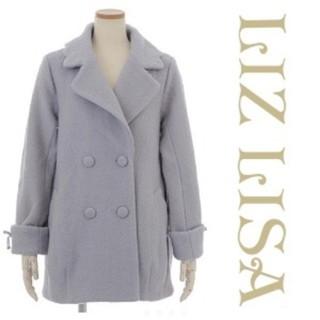 リズリサ(LIZ LISA)のリズリサ コクーンコート あったか コート フリーサイズ LIZ LISA(ロングコート)