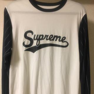 Supreme - Supreme ロンT ベースボール