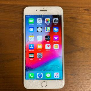 Apple - 【ジャンク品】au iPhone7plus 32GB シルバー