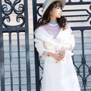 エイミーイストワール(eimy istoire)のeimyペプラムトレンチコート♡(トレンチコート)