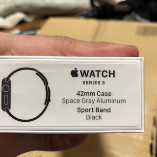 Apple Watch - アップルウォッチ3.42ミリ