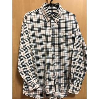 BURBERRY - バーバリー メンズ チェックシャツ