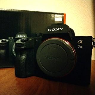 SONY - SONY a7ⅲ ボディのみ フルサイズミラーレスカメラ