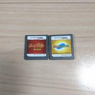 ニンテンドーDS - DS ポケモン 2本セット