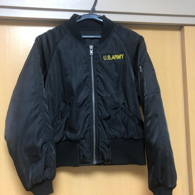 WEGO(ウィゴー)のMA-1 レディースのジャケット/アウター(ブルゾン)の商品写真
