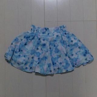 ジーユー(GU)のGU シフォンスカート(スカート)