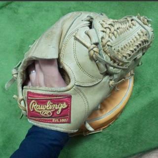 ローリングス(Rawlings)のローリングス オーダーメイド 一般軟式用 投手用 野球 グローブ(グローブ)