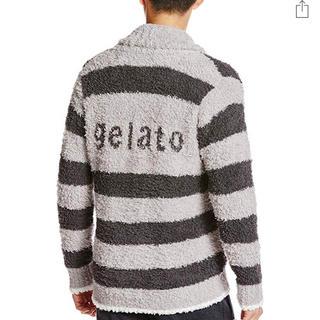 gelato pique - ジェラートピケ メンズ カーディガン