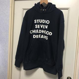 GU - STUDIO SEVEN パーカー